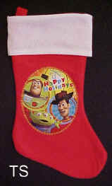 Toy Story Christmas Stockings