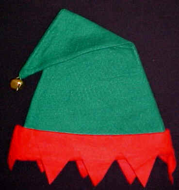 Elf Hats $5.99 Personalized